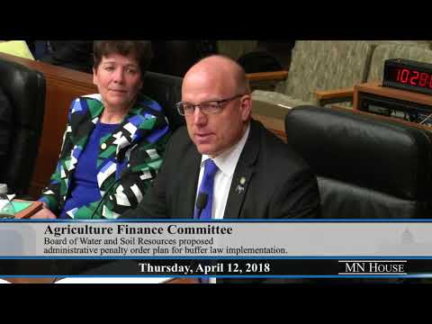 House Agriculture Policy Committee  4/12/18