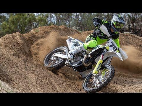 Husqvarna FX 450 Review | Best 2019 450 Off-Road Dirt Bikes