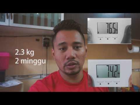 Cara menurunkan berat badan di pantat