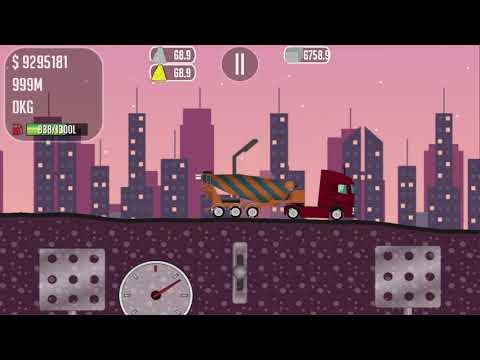 SUPER GAME TRUCKER JOE TRANSPORTING CONCRETE TO A COPPER MINE CONSTRUCTION SITE