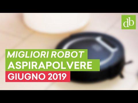 MIGLIORI ROBOT ASPIRAPOLVERE di GIUGNO 2019 • Ridble.com
