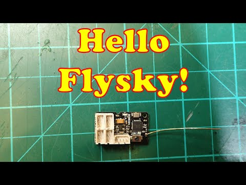 Flysky GMR Micro Receiver for Noble NB4