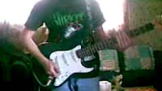 Arctic Monkeys-If You Found This It's Probably Too Late cover by Mauricio Cardiel.3gp