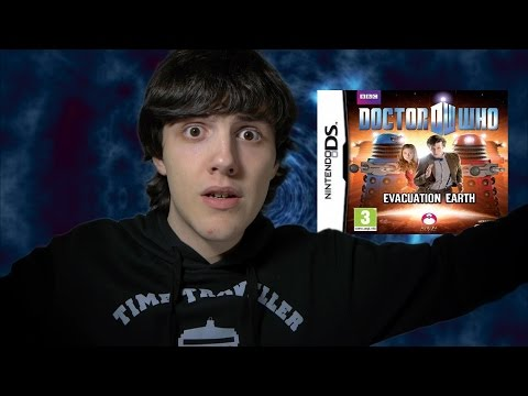 Doctor Who : Evacuation Earth Nintendo DS