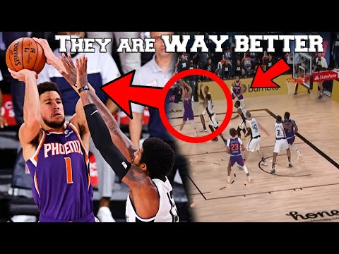 How Did Devin Booker and the Phoenix Suns Get This Good in the NBA Restart? (Ft. Game Winner)