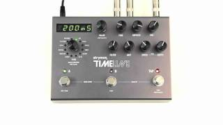 Strymon TimeLine Video