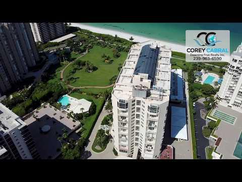 Park Shore Savoy Real Estate Flyover in Naples, Florida