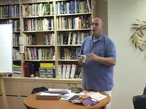 Jack Rosen: The Story of Jesus 5/8