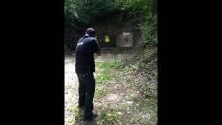1st time shooting pistol grip shotgun