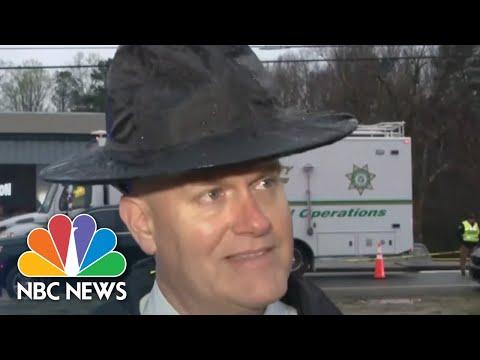 Multiple People Killed In Atlanta Area Shootings | NBC News NOW