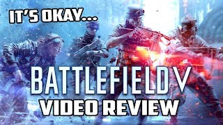 Battlefield V Review (It's Okay) - Gggmanlives