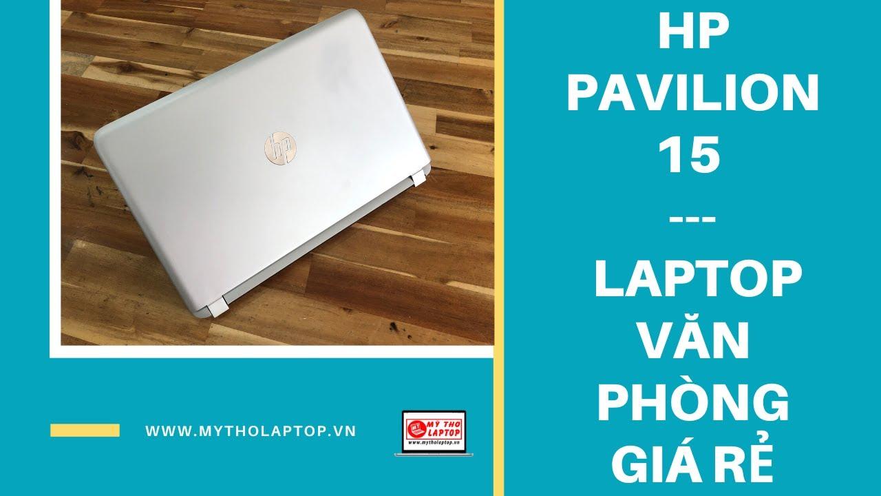 HP Pavilion 15 - i3 Ram 8GB chưa tới 6 triệu ???