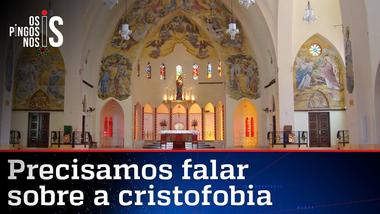 Cristofobia no mundo cresce 30% em 2020