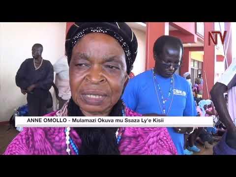 NAMUGONGO: Abalamazi okuva mu gwanga lya Kenya batuuse ku nsalo e Busia