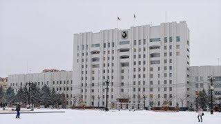 Расширенное заседание Правительства Хабаровского края 29 декабря 2017 г.