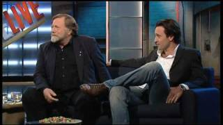 Interview The Oyster Farmer - Rove - 2005