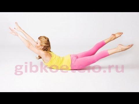 Упражнения при головокружении от остеохондроза