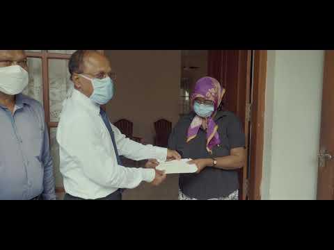 NLB Mahajana Sampatha Winner Perera Boralesgamuwa