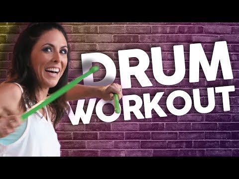 Drumstick Workout?! (Get Jacked)