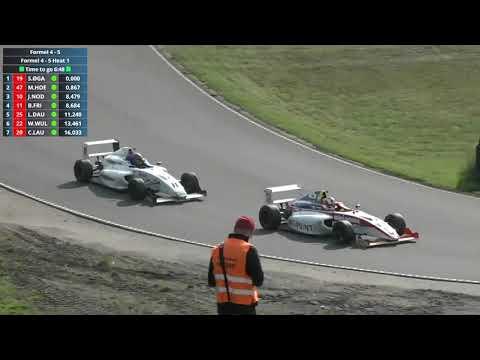 Djursland Formel 4-5 Heat 1