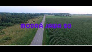Video Mad ride - Modrá Jawa 50