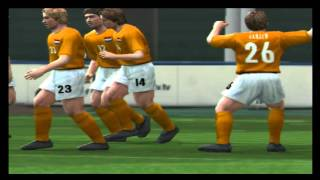 Classic Italy vs Classic Netherlands - World Soccer Winning Eleven 8 (Xbox)