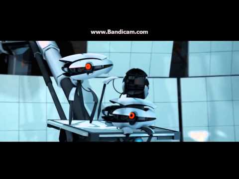 portal 2 turret song animation