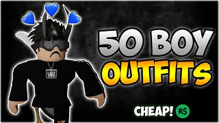 TOP 50 BEST ROBLOX BOY OUTFITS OF 2020🔥🤑 (FAN Outfits)