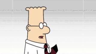 Dilbert: Circular Logic