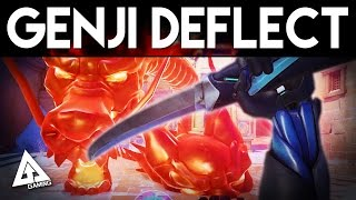 Overwatch   Which Ultimates Can Genji Deflect?