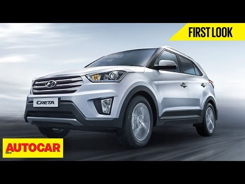 Hyundai Creta | First Look | Autocar India