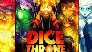 Dice Throne Test/Rezension | Brettspiel Geeks | Brettspiele