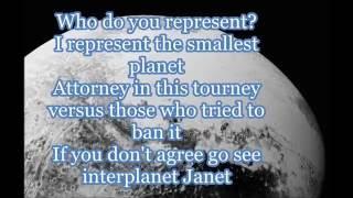 Pluto Lyrics - 2 Skinnee J's
