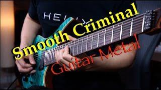 (Michael Jackson) Smooth Criminal Metal Guitar Cover By Vinai T