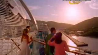 Princess Caribbean Cruise Video