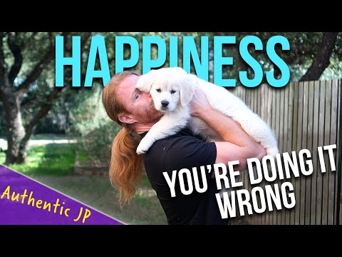 You've Been Doing Happiness Wrong - Authentic JP