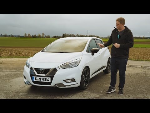 2019 Nissan Micra DIG-T 117 N-Sport - Review, Test, Fahrbericht