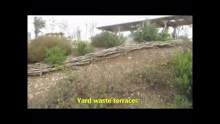 preview picture of video 'Ariel Sharon Park (Hiriyah) - The dump of Israel has become an eco-friendly park. Visit the video'