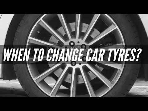 When To Change Car's Tyre?