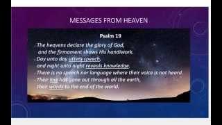 Gospel In The Stars - Part 1 Of 4