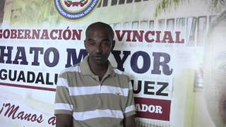 preview picture of video 'Gobernación Hato Mayor entrega casas a 15 familias'