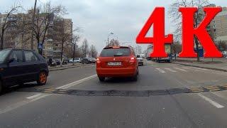 4K тест ThiEYE T5e - пример 3840*2160 видео как снимает камера