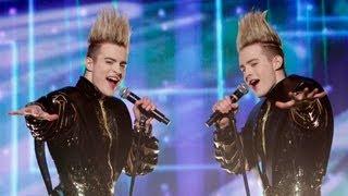 Eurosong Winners 2012 - Jedward - Waterline