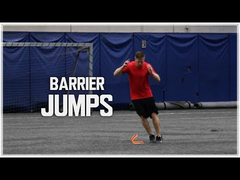 Lateral Barrier Jumps