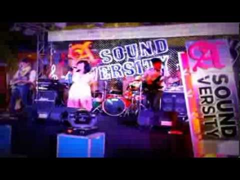 Citra Scholastika - Aku Pasti Bisa cover by NOMAD's at SOUNDVERSITY 2013