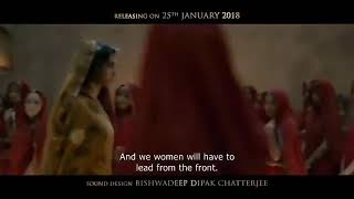 Padmavat movie teaser || Trailer 2018