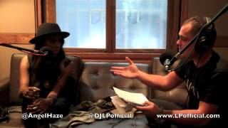 Angel Haze - Echelon (Its My Way) Interview with LP