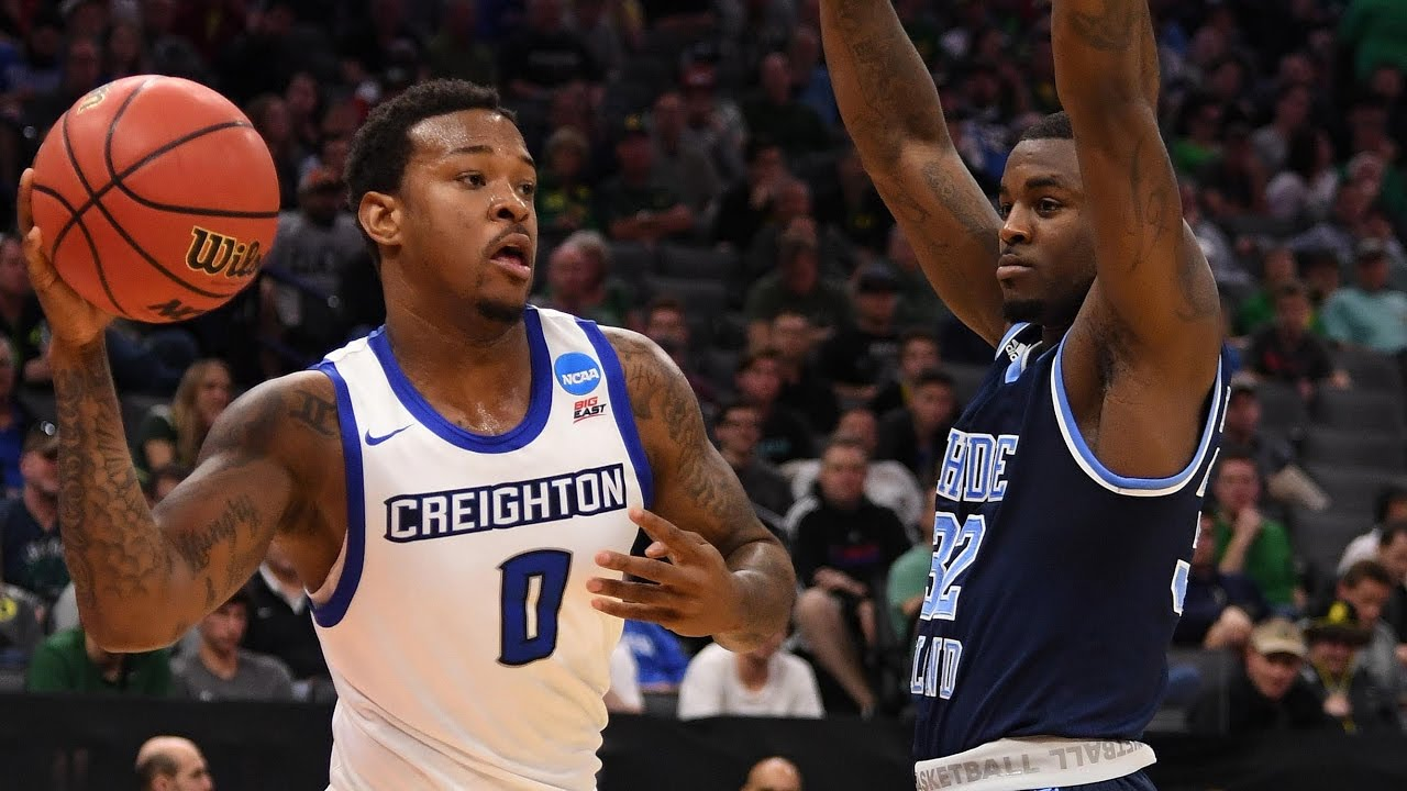 NCAA Tournament Highlights: Rhode Island vs Creighton ...