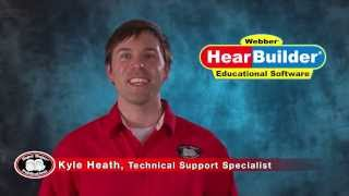 Technical Features For HearBuilder Educational Software