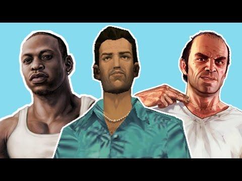 GTA Tarihi ve Bilinmeyenleri +18